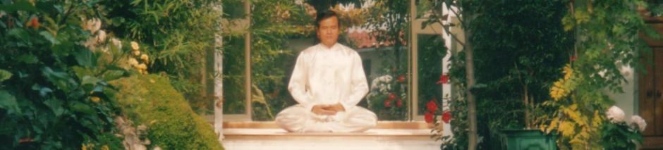 mestre a meditar