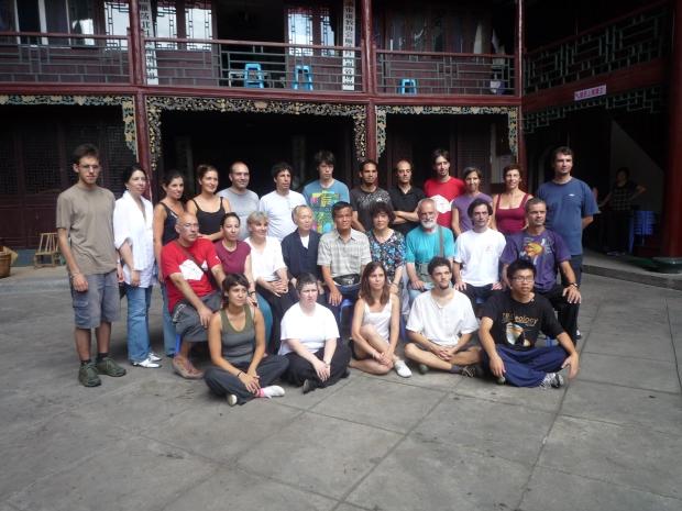 Viagem à China, Mosteiro Taoísta nas montanhas perto de Wenzhou, 2010