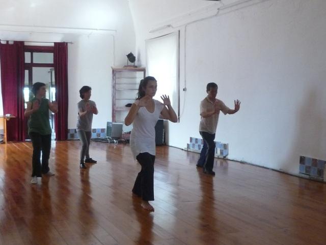 Tai Chi, forma pequena, 18 movimentos