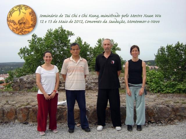 seminario Tai Chi chi Kung 2012