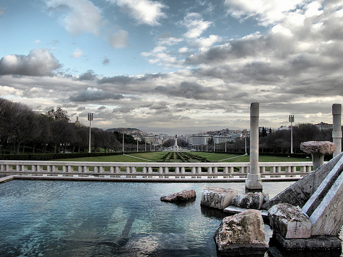 parque eduardo VII Alvmar